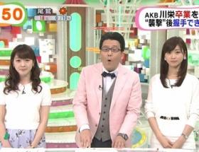 【画像】元静岡朝日テレビの牧野結美アナがフジテレビの女子アナを公開処刑