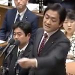 【動画】国会、支持率0%の希望の党・玉木雄一郎が謎のブチ切れ「笑うな!許せない!」