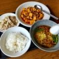 【茨城県】【常総市】「福満源 ふくまんえん」麻婆豆腐と台湾ラーメンセット