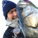 『初釣りに行ってきました♪』の画像
