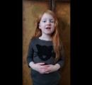 女の子が新型コロナ対策を呼びかけ「わたし真剣よ」 アラスカ州