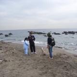 2008.11.15(土)秋の磯遊び/金谷の防波堤で釣りのサムネイル