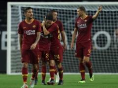 【 ハイライト動画 】ローマ、バルサ相手に4ゴールで勝利!