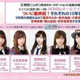 「AKB48のANN」最終回、峯岸みなみ・柏木由紀・指原莉乃ら7人が登場