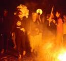 「捕まると3年以内に死ぬ」岡山の奇祭、悲鳴上げる人も