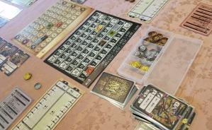 3×3マスの王国を築くゲーム