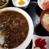 『1号館昼食(ハヤシライス)』の画像