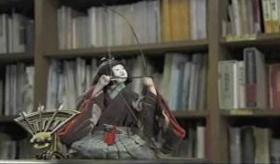 【日本の職人】    1880年に作られた 「カラクリ人形」 が凄い!! 東洋のエジソンの異名を持つ、田中久重の作品。   海外の反応