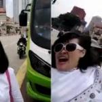 【動画】中国人観光客がマレーシアで自撮り中に引ったくりに遭遇!その自撮り映像 [海外]