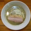 煮干中華ソバ イチカワ@つくば(茨城県) 「醤油」