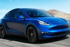テスラ、コンパクトSUV『モデルY』発表!…航続483kmは電動SUV最長