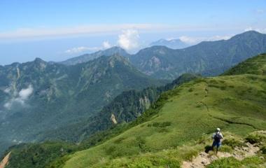 『日本百名山 雨飾山へ☆その4 ラスト 下山♪』の画像