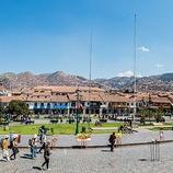 『行った気になる世界遺産 クスコ市街 アルマス広場』の画像