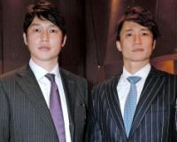 新井貴浩(40)→現役  新井良太(34)→引退