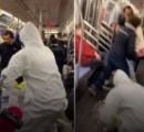 ニューヨークの地下鉄で10代の少年が新型コロナウィルスをばらまくイタズラ 同様のイタズラ相次ぐ