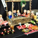 『遠野駅に「昔話まつりメルちゃん」(2011年1月まで)』の画像