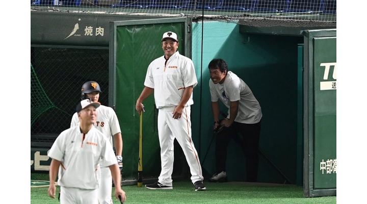 【画像】今日の阿部さんと長野さんのワンシーンwww