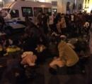 将棋倒しで35人死亡、42人が負傷=上海の観光名所