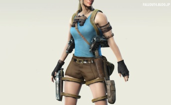 Tomb Raider Outfits & Accessories