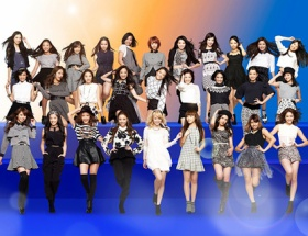 E-girls 「Follow Me」がYouTube動画再生数2000万超え!