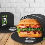 『【香港最新情報】「KFC、『ベジタリアンハンバーガー』が新登場!」』の画像
