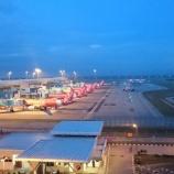 『2週連続の弾丸旅行はシンガポール② KLIA2を楽しみエアアジアでシンガポールへ。』の画像