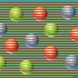 『これが全部同じ色の玉なんだぜ?』の画像