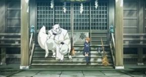「ぎんぎつね」が1/24にニコ生で一挙放送するよ!!人間と神使の絆を描いた神社ファンタジー!!