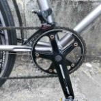 自己満足の自転車いじりと戯言。