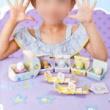 【速報】たのしい幼稚園 2021年  10・11月号 《特別付録》 すみっコぐらし 星空さんぽスタンプセット