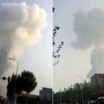 【動画】中国、今度はガス工場で大爆発!3キロ圏の窓割れ、巨大きのこ雲! [海外]