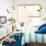 『一人暮らしの部屋 参考実例集【インテリア・1K】 1/2 【インテリアまとめ・一人暮らし 】』の画像