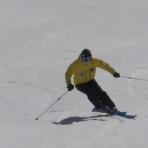 亀の『スキー馬鹿一代記』