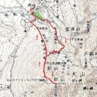 『大山(弥山)1709m Jun 14、2016』の画像