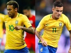 日本代表戦、ブラジルはコウチーニョが欠場濃厚!なお、ネイマールは・・・