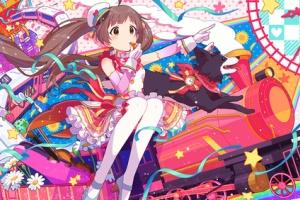 【ミリシタ】SSR+「夢色トレイン 箱崎星梨花」の小ネタを見ていく