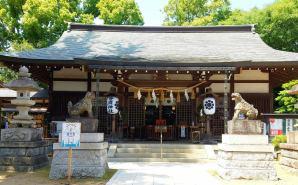 千葉にある神社の「珍しい灯籠」