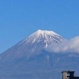 『初富士山☆』の画像