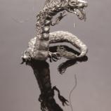 『はんだ付けアートコンテスト 「龍」』の画像