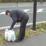 『戸田市市役所南通りを上戸田商店会有志が清掃ボランティア #todacity』の画像