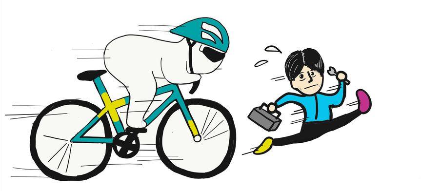 ビチクレッタ・ホッタの自転車工房 イメージ画像