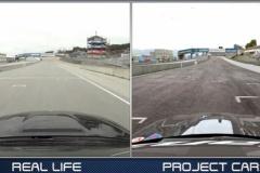 【ビデオ】超リアルなゲーム画面を実写と比較! 最新レースゲーム「Project CARS」の予告映像