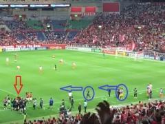 【 動画 】浦和・槙野が逃げた本当の理由・・・済州のスタッフに殴られていた!