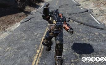 Fallout 76ビルド:パワーアーマーで殴るビルド