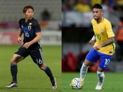 日本代表がリオ五輪直前にネイマール擁するU23ブラジルと対戦するメリットって?