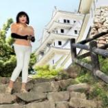 『【留美子讃歌 38】清らな清流と清らな美人のショット』の画像
