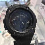 『オールブラックの魅力 G-SHOCK [GST-W100G-1BJF]』の画像
