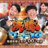 『【出演】日本テレビ「沸騰ワード10」』の画像