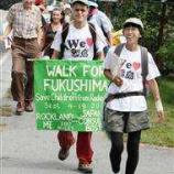 『或るピースウオーク ~Walk for Fukushima 2011』の画像