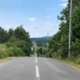 『【北海道ひとり旅】上川の旅『ジェットコースターの路』』の画像